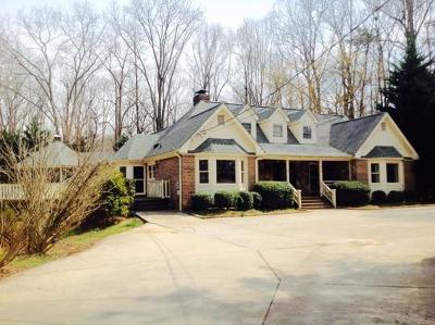 Lawrenceville Single Family Home For Sale: 810 Braselton Highway