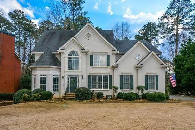 Cumming Single Family Home For Sale: 1505 Logan Circle