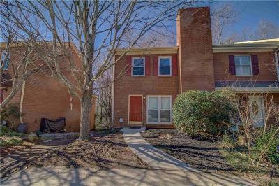 Gwinnett County Single Family Home For Sale: 110 Davis Mill Court