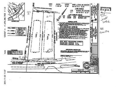 Norcross Residential Lots & Land For Sale: 510 W Peachtree Street