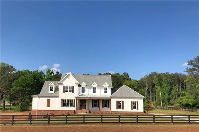 Woodstock GA Single Family Home For Sale: $799,000