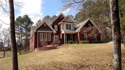 Loganville Single Family Home For Sale: 2635 Sandy Creek Circle