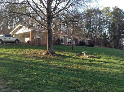 Ranger Single Family Home For Sale: 174 Crawford Street NE
