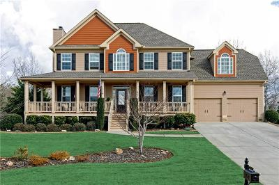 Dallas Single Family Home For Sale: 71 Observation Pointe