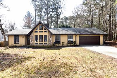 Lawrenceville Single Family Home For Sale: 1934 Poplar Ridge
