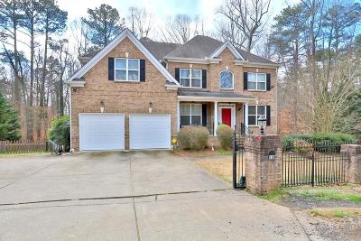 Canton GA Single Family Home For Sale: $384,900