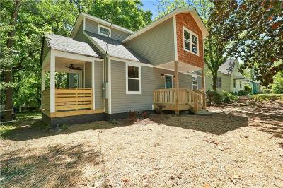 Atlanta Single Family Home For Sale: 1552 Belmont Avenue SW