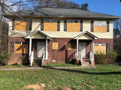 Atlanta Multi Family Home For Sale: 2587 Whiting Street