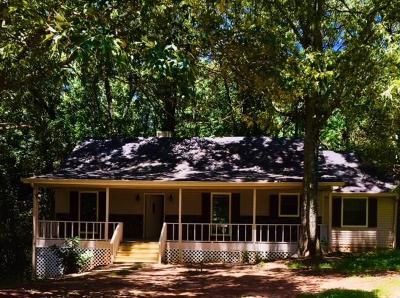 Douglasville Single Family Home For Sale: 3125 Stone Oak Drive