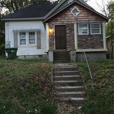 Atlanta Single Family Home For Sale: 475 Oliver Street NW