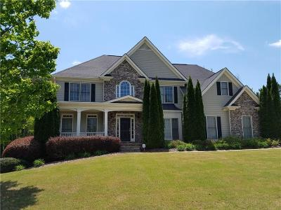 Acworth Single Family Home For Sale: 391 Bentwater Drive