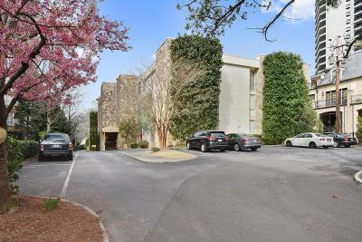 Atlanta Condo/Townhouse For Sale: 2632 Peachtree Road NW #B-102