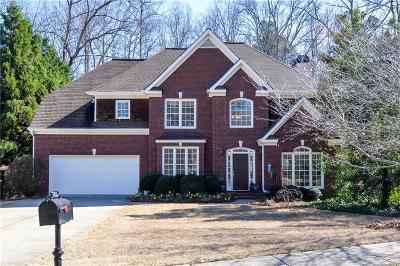 Alpharetta GA Single Family Home For Sale: $425,000