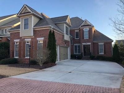 Alpharetta Single Family Home For Sale: 3019 Haynes Cove
