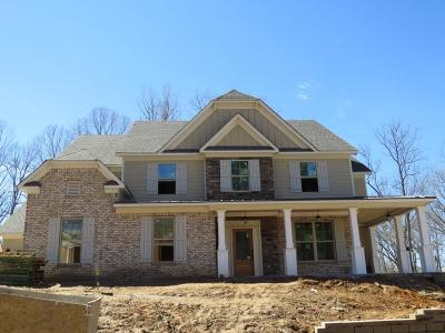 Ball Ground Single Family Home For Sale: 8655 Etowah Bluffs