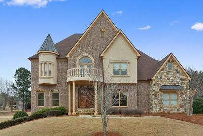 Lawrenceville Single Family Home For Sale: 1780 Angus Lee Drive