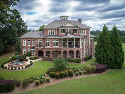 Alpharetta GA Single Family Home For Sale: $1,795,000