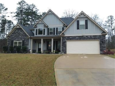 Snellville Single Family Home For Sale: 4665 Jimmy Thomas Court