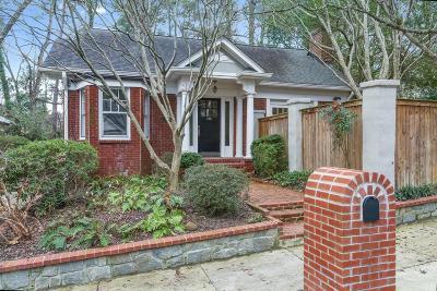 Peachtree Park Single Family Home For Sale: 775 Martina Drive NE