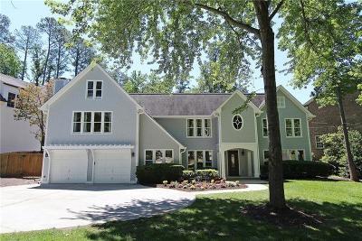 Brookhaven Single Family Home For Sale: 2931 Mabry Lane NE
