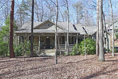 Dawson County Single Family Home For Sale: 30 Green Heron Point