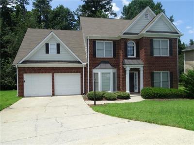 Alpharetta Single Family Home For Sale: 325 Knollcrest Court
