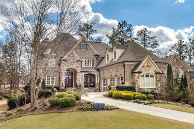Acworth Single Family Home For Sale: 6327 Howell Cobb Court