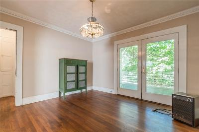 Single Family Home For Sale: 142 Mount Paran Road NE