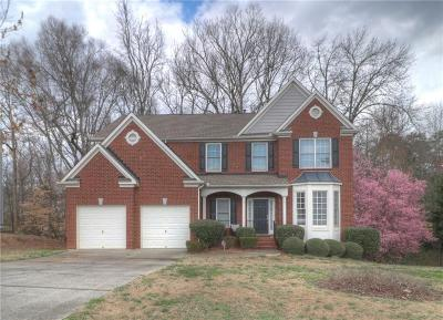 Alpharetta  Single Family Home For Sale: 5030 Winship Court
