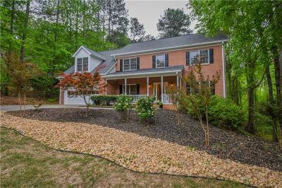 Milton Single Family Home For Sale: 825 Freemanwood Lane