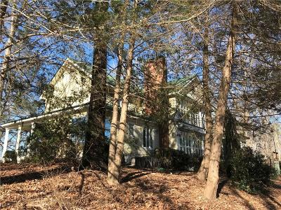 Dawson County Single Family Home For Sale: 612 Hanging Dog Road