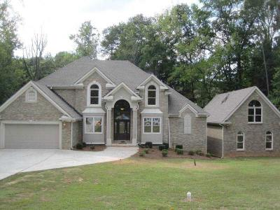 Snellville Single Family Home For Sale: 3115 Spain Road
