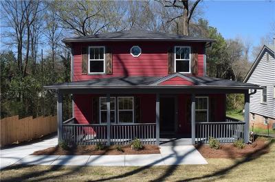Single Family Home For Sale: 1277 Niles Avenue