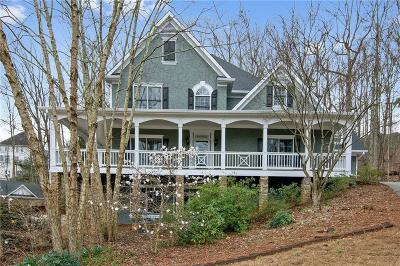 Marietta Single Family Home For Sale: 3740 Thunder Way NE