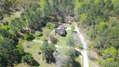 Dacula Single Family Home For Sale: 2855 Cammie Wages Road