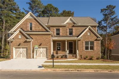 Holly Springs Single Family Home For Sale: 241 Harmony Lake Drive