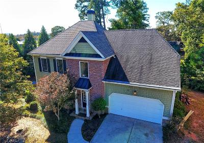Single Family Home For Sale: 4754 Hedera Court
