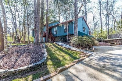 Brookhaven Single Family Home For Sale: 3941 Harts Mill Lane NE