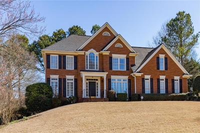 Johns Creek Single Family Home For Sale: 115 Colton Crest Drive