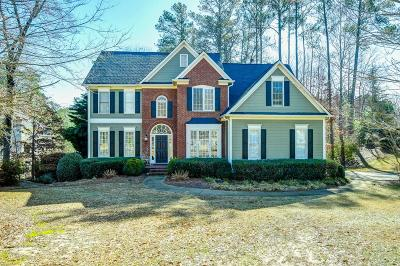 Roswell  Single Family Home For Sale: 4055 Rockingham Drive