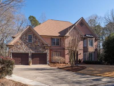 Single Family Home For Sale: 962 Glenverness Drive