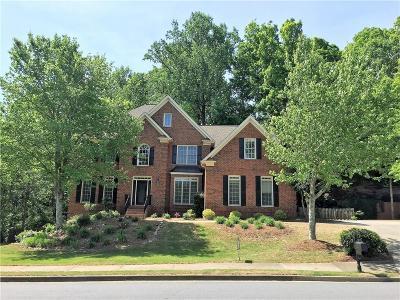 Alpharetta Single Family Home For Sale: 9600 Rod Road