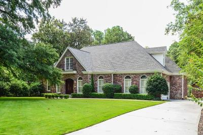 Vinings Single Family Home Contingent-KO: 2690 Orchard Knob Drive