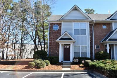 Lawrenceville Condo/Townhouse For Sale: 801 Old Peachtree Road #21