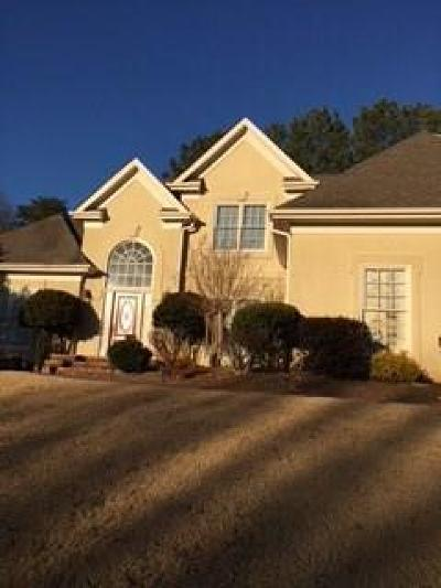 Johns Creek Single Family Home For Sale: 4920 Walnut Grove