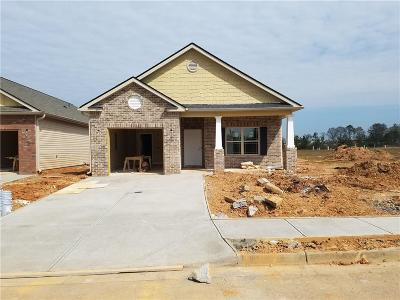 Lovejoy Single Family Home For Sale: 2614 Lovejoy Crossing Trail