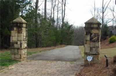 Alpharetta, Cumming, Johns Creek, Milton, Roswell Residential Lots & Land For Sale: 7125 Biscayne Drive