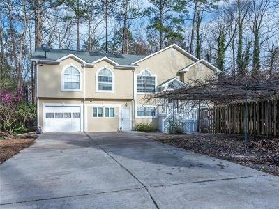 Marietta Single Family Home For Sale: 4034 Coyte Drive