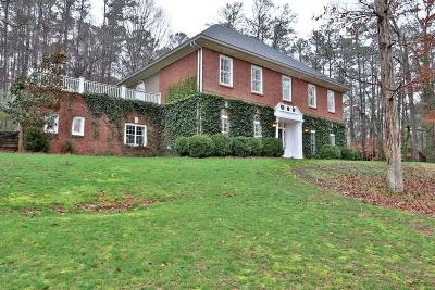 Cherokee County Single Family Home For Sale: 221 Old Hickory Road