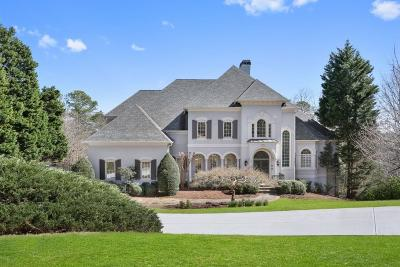 Alpharetta Single Family Home For Sale: 8930 Old Southwick Pass